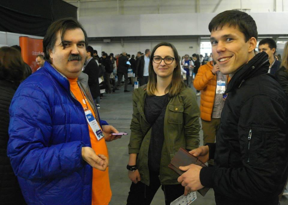 Александр Ольшанский с участниками iForum-2015