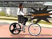 «Умное» колесо Centinel Wheel превращает обычный велосипед в электрический