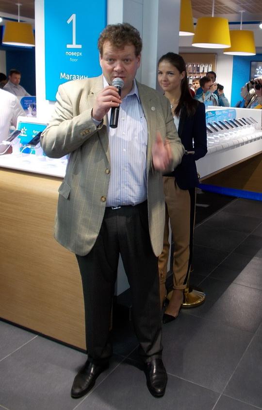 Петр Чернышов: «3G-связь будет запущена в Украине очень скоро, быстрее, чем вы думаете».