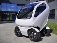 Компания Mercedes представила трансформирующийся электромобиль
