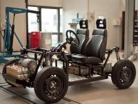 Видео: Компания OSVehicle предлагает собрать электромобиль за час в собственном гараже