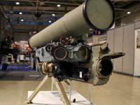 «Джавелины по-украински»: Как выглядит и действует высокоточное противотанковое оружие «Стугна»