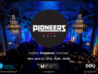 До 5 червня приймаються заявки на фестиваль інноваційних проектів PioneersKyiv