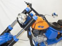 Американцы распечатали мотоцикл на 3D-принтере