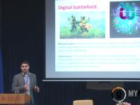 Відео: Григорій Асмолов — про механізми цифрових медіа в сучасних конфліктах та війнах
