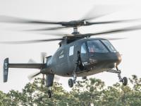Видео: В Штатах приступили к испытаниям новейшего вертолёта Sikorsky S-97 RAIDER