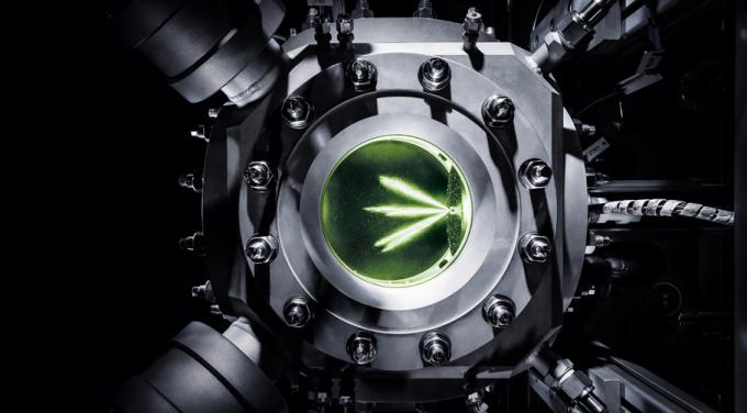 Компания Audi произвела первый бензин из растительного сырья