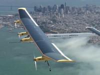 Самолёт Solar Impulse 2 на солнечных батареях совершит 5-дневный беспосадочный перелёт
