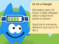 Украинские разработчики придумали мобильный мессенджер-тамагочи Chargies