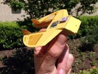 Новый разведывательный беспилотник Cicada работает без двигателя и стоит $250
