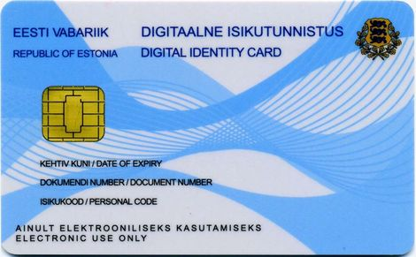 eresidcard