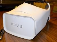 Представлен шлем виртуальной реальности FOVE, который отслеживает направление взгляда