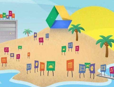 Как освободить место в хранилище Google Drive