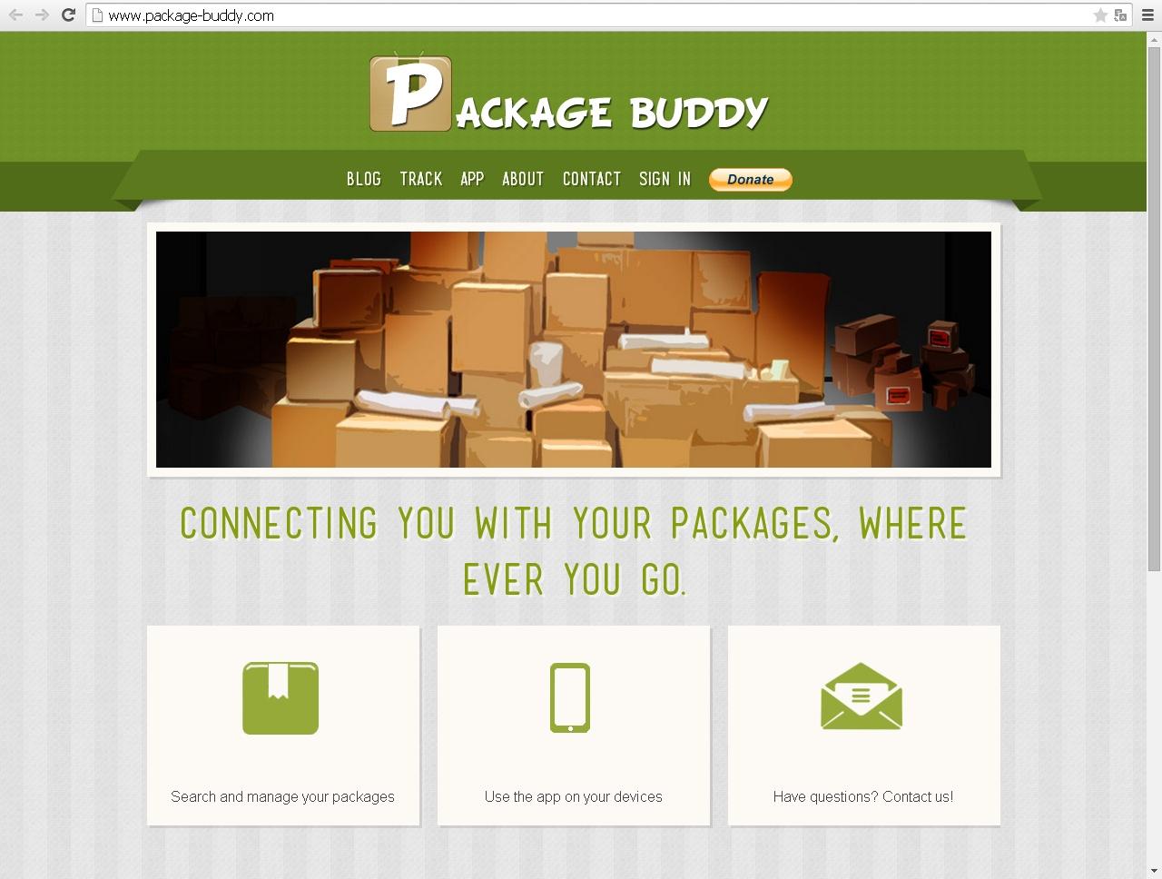 packagebuddy
