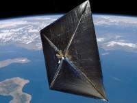 Космические корабли с графеновой обшивкой смогут передвигаться без топливных двигателей