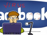 В Facebook замечена очередная вирусная эпидемия