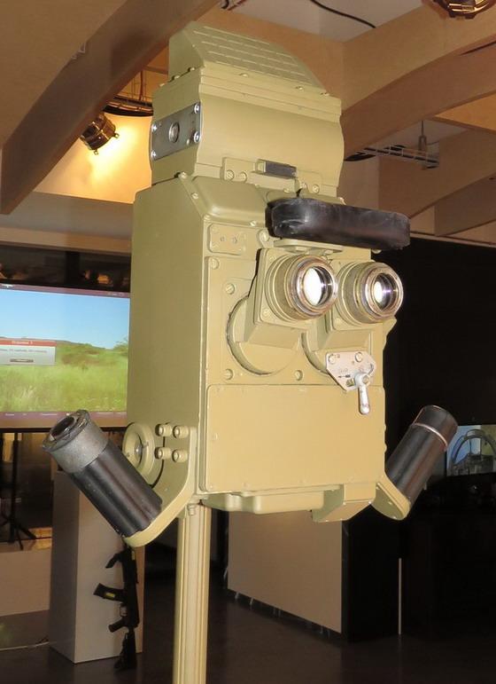 Модернізований прилад нічного бачення: новітня електроніка в старому корпусі