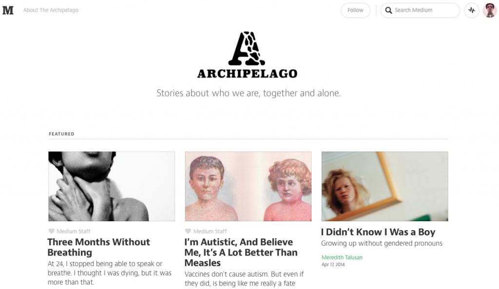 Эти блоги специализировались на историях и эссе
