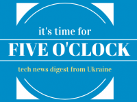 """Five o'clock"" — from high-tech in army to smart home from Ukraine"