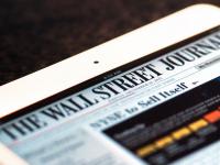 The Wall Street Journal запускает мобильный агрегатор важных новостей