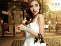 Продано понад 6 млн найдешевших у світі фітнес-браслетів