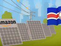 Amazon построит в США крупную солнечную электростанцию за $150 млн