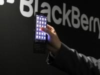 Blackberry готовится к выпуску своего первого Android-смартфона