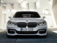 BMW начнёт продавать смарт-«семёрку» с функцией дистанционной парковки