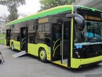 Львовская мэрия выпустит на улицы города первый электробус за 9 млн грн