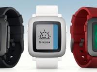 С 22 июня стартуют продажи смарт-часов Pebble Time