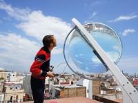 Архитектор из Барселоны выпускает устройство, увеличивающее КПД солнечных батарей на треть
