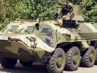 В Харькове создали сапфировую броню для техники в зоне АТО