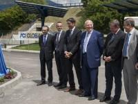 В Италии открылась первая заправка для транспорта на водородных батареях
