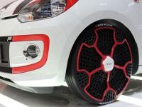 Корейцы тестируют экологичные безвоздушные шины iFlex