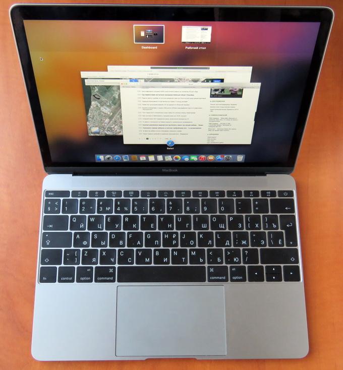 Apple описывает свой новый MacBook как «будущее всех ноутбуков», на сегодня это самый миниатюрный лэптоп от данного вендора