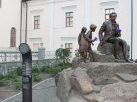 В Виннице появился автомат для чтения стихов