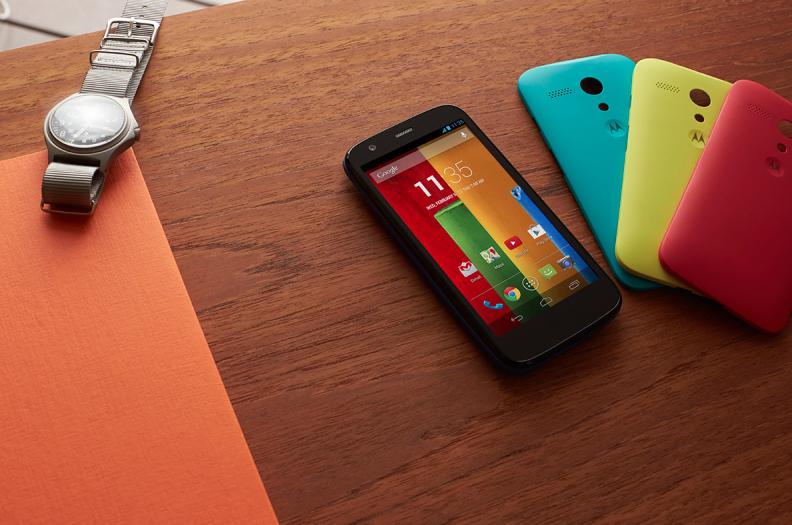История телефонов Motorola