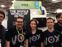 Команда украинского плеера VOX: «У нас идут переговоры с продюсерами Moby»