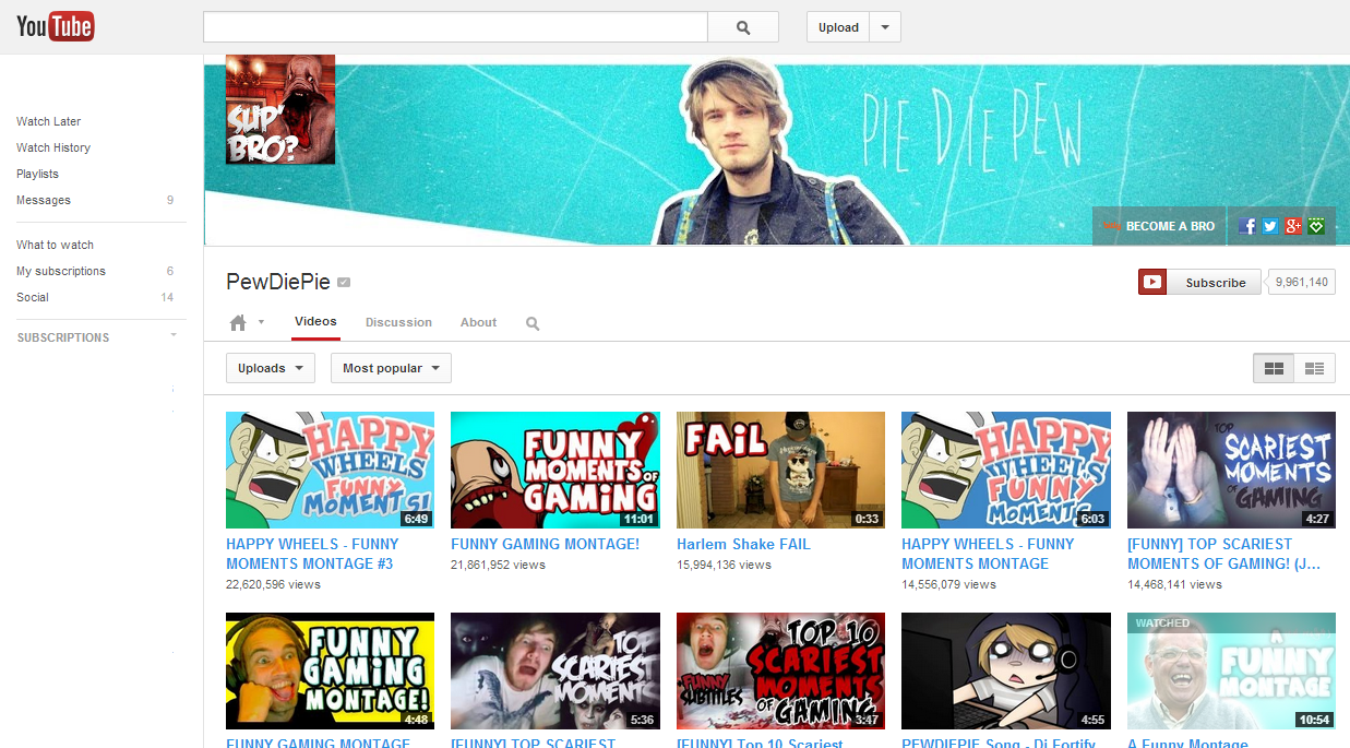 YouTube-s-Most-Popular-Channel-PewDiePie-2
