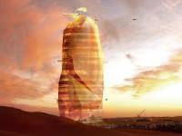 В пустыне Сахара появится небоскрёб высотой 450 м с «зелёными» технологиями внутри