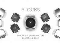 Британцы запускают кампанию по сбору средств на модульные «умные» часы Blocks