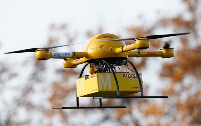dronepost