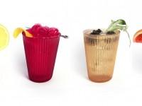 Дизайнеры создали съедобную посуду из желатина вместо обычного пластика