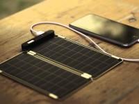Гибкая солнечная батарея от чикагских конструкторов за 2 дня стала хитом Kickstarter