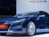В Китае создали «клон» электромобиля Tesla