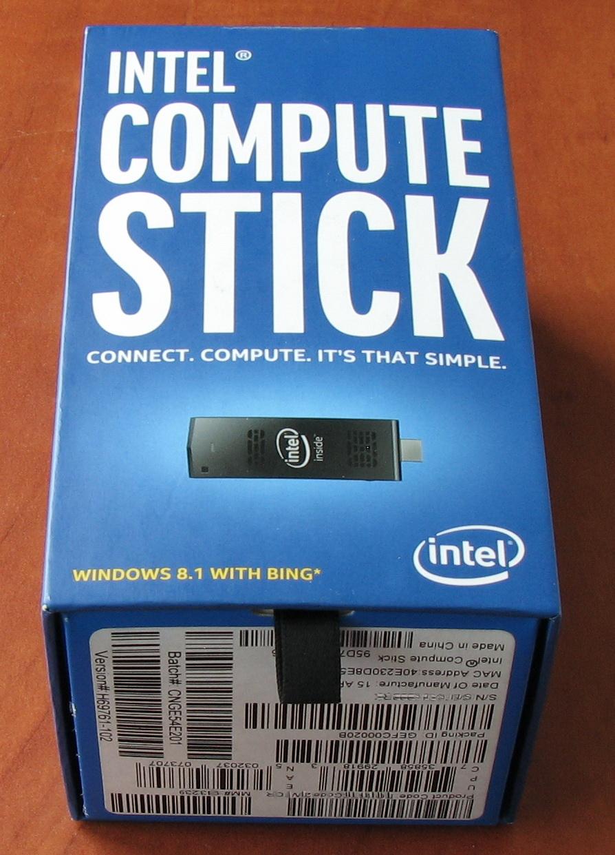 В этой небольшой упаковке находится практически полноценный системный блок компьютера