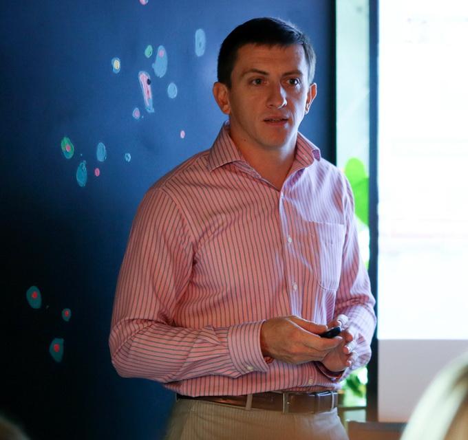 Алексей Бессараб: «За каждой гривной, потраченной клиентом на покупку, стоят огромные объемы информации»