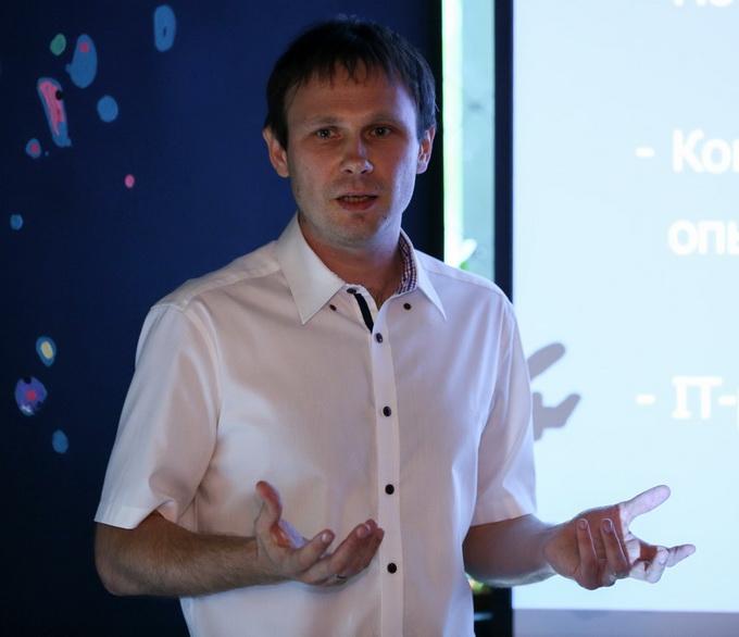 Николай Чумак: «IT-решения должны упрощать работу бизнеса, решать проблемы и экономить время».
