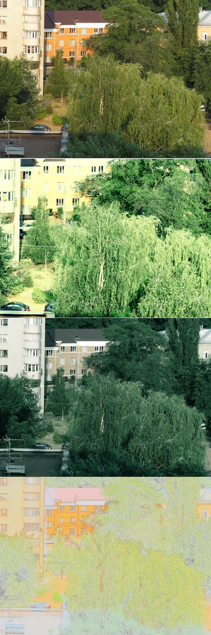 Во время фотосъемки SX60 HS обрабатывает изображение с помощью различных творческих эффектов