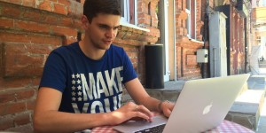 «Daring, Discipline and English» – Alternote's Co-founder Oleksandr Rakovets About Becoming Successful Startup